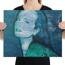 Grace canvas print from Todd Peterson's Passion Collection